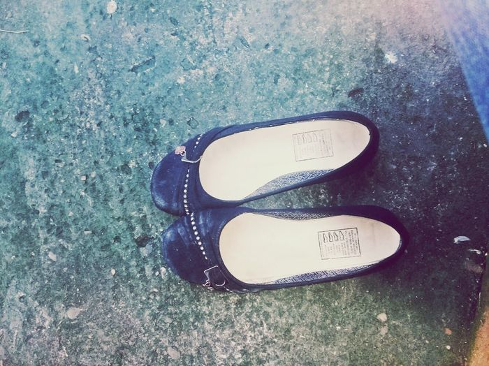 My shoes, my