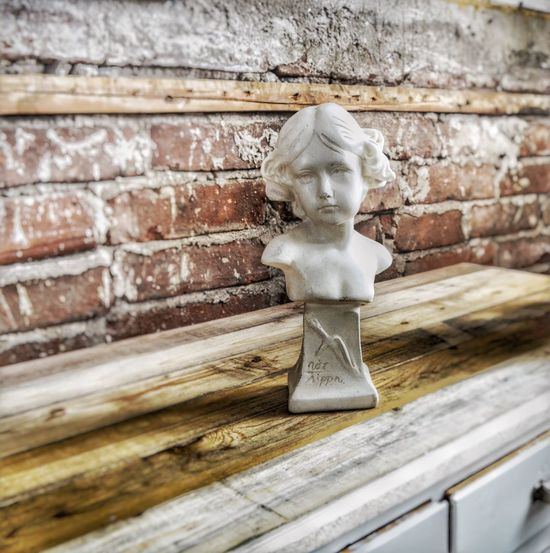 Bust  ArtWork Art Woman Girl Beautiful Cheese! Summer ☀ Interior Design Shadow Vintage❤ Sculpture Bust Of A Woman