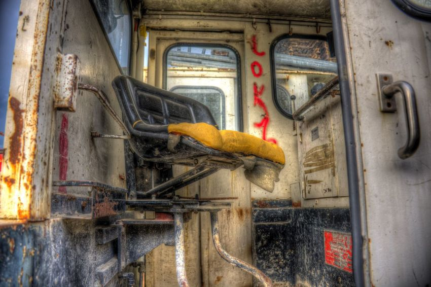 DDESIGN HDR PICTURE EyeEm Best Shots HDR First Eyeem Photo No People Mode Of Transportation Animal Day Animal Themes Representation Transportation Land Vehicle Window Outdoors Abandoned Architecture Animal Representation Toy Building Exterior Metal Stuffed Toy Built Structure One Animal EyeEmNewHere
