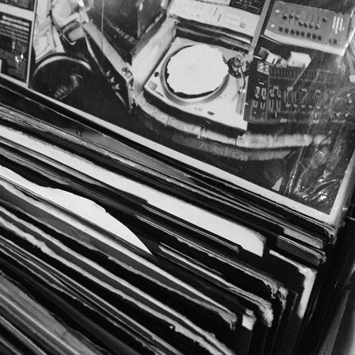 Crate Dj Vinyl
