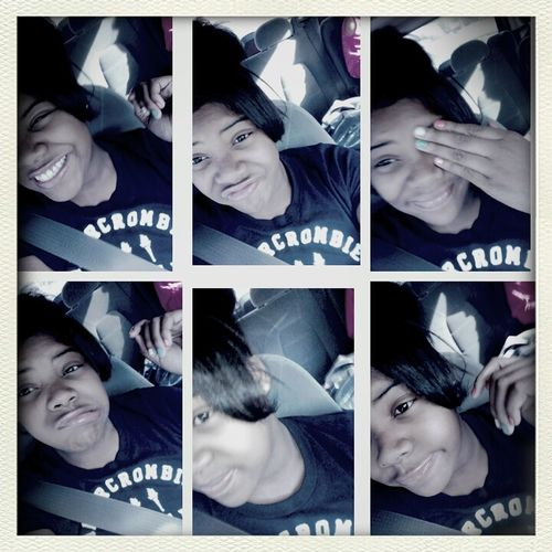 When I Was Omw Oveer Alexus House  ; )