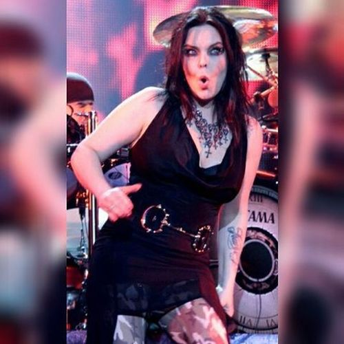 I will always love Nightwish but sometimes I really miss Anetteolzon voice. Teamanette Anetteolzon Nightwish Imaginaerumtour 2012 Milano Funny @thechosenone665