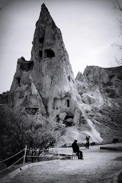 Black & White Capadokia,Turkey ürgüp Travel