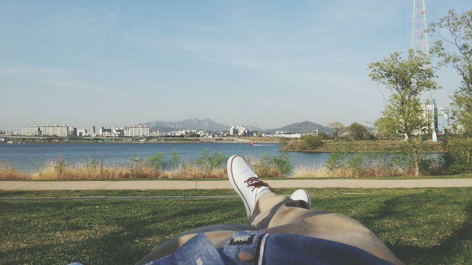 Picnic Landscape Landscape_Collection Sky River Park Vitamin Sun Nature Rest