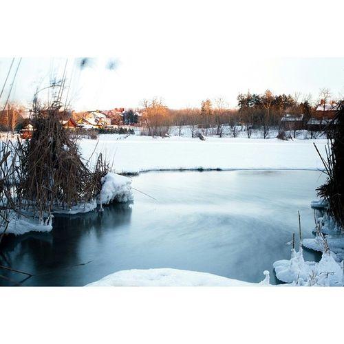 Собственно ради этого кадра выползал,а получилось что уток нафотал Instarostov Rostov Rnd Wintertime winter river rnd