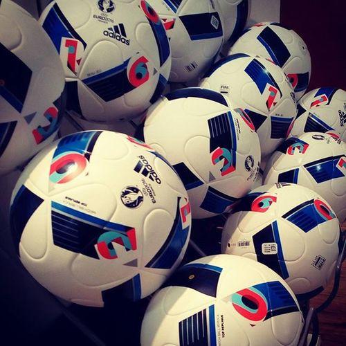 Euro2016 Officialmatchball Matchball Adidas Football Soccer Kijutottunkbazdmeg