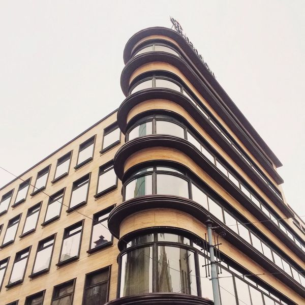 Urban Geometry Architecture Wroclaw, Poland VSCO Cam