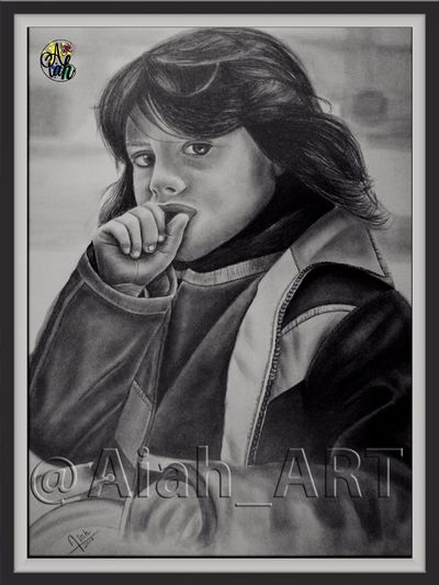 People One Person Patriotism Aiah_art OriginalAdult Contemporary Art Modern Art Gallery Arts And Crafts Blackandwhite Artistic Aiah_artwork Pencils Pencil Drawing Arts Culture And Entertainment Adults Only Indoors  One Man Only Portrait