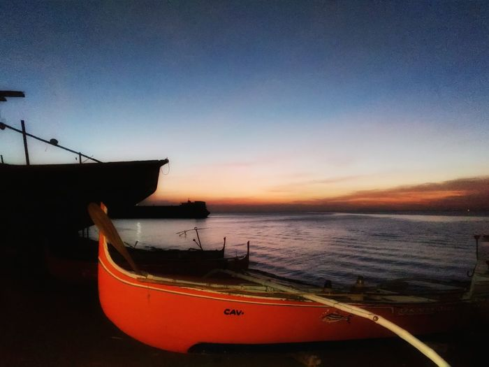 Sunsetlover Ocean View Sky And Sea Zenfone Photography Zenfone2laser Sunsets Boat