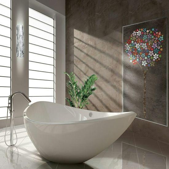 panel z ręcznie wytworzonego szkła. 100 % Made in Italy www.dboskar.com Glass Design Interior Design Handmade Mosaic Oski Oskarjursza Home Interiors