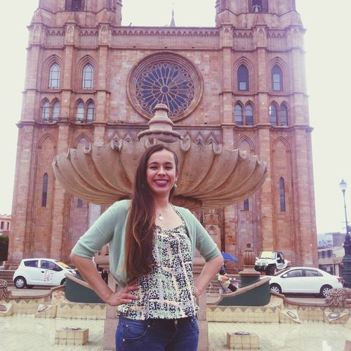 Avec Ma Famile Fashion Arandas Jalisco México Model Happy
