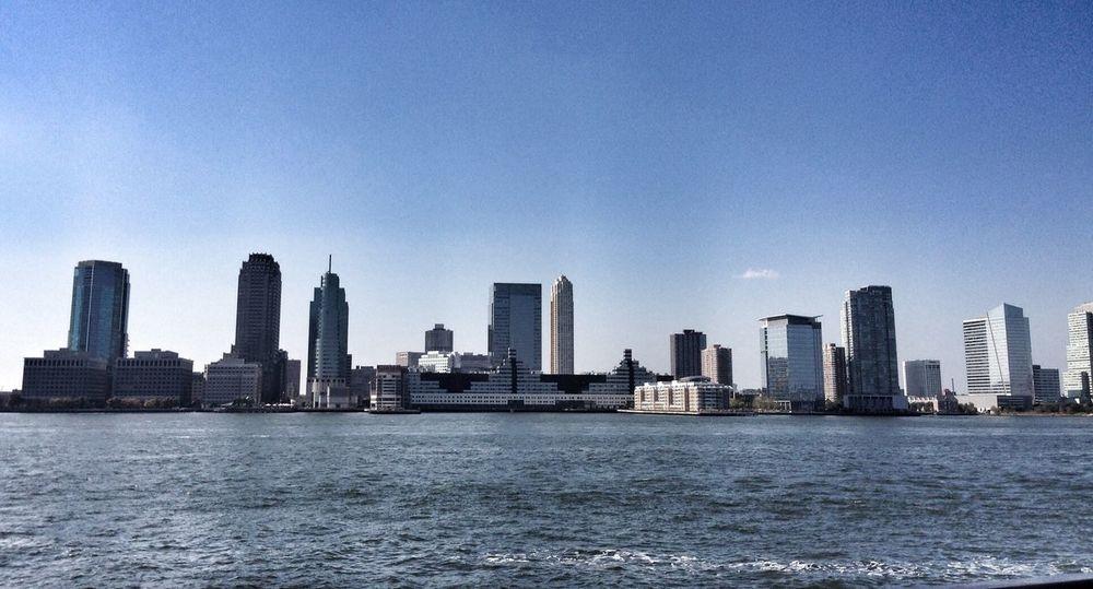 New Jersey skyline EyeEm Best Shots - Landscape Architecture IPhoneography