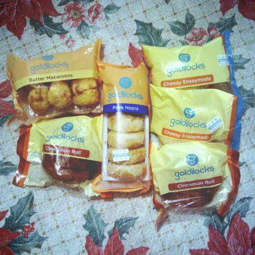 Got some goldilovin' todaaaay :) Goldilocks Goldilove Foodluvah