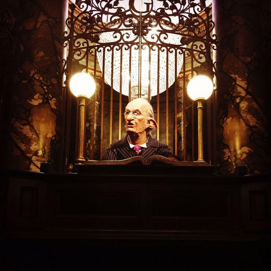 Gringottsbank Gringotts Harrypotter Harry Potter Jkrowling JKRowlingIsOurQueen Goblin Yerawizardharry