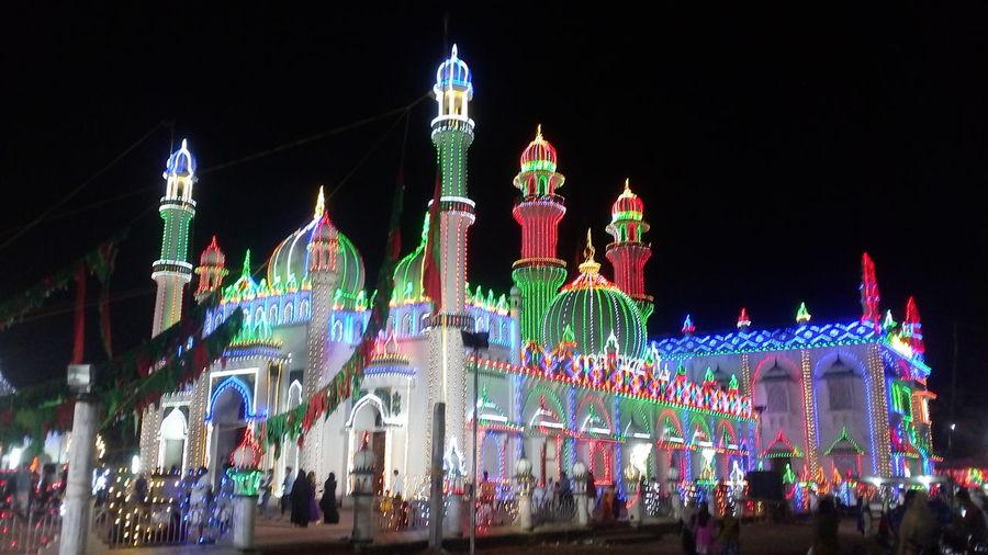Mosque Beema Mosque Indian Mosque Prayer Place Inshah Allah Night Photography Festival In Mosque Typical Indian Mosque