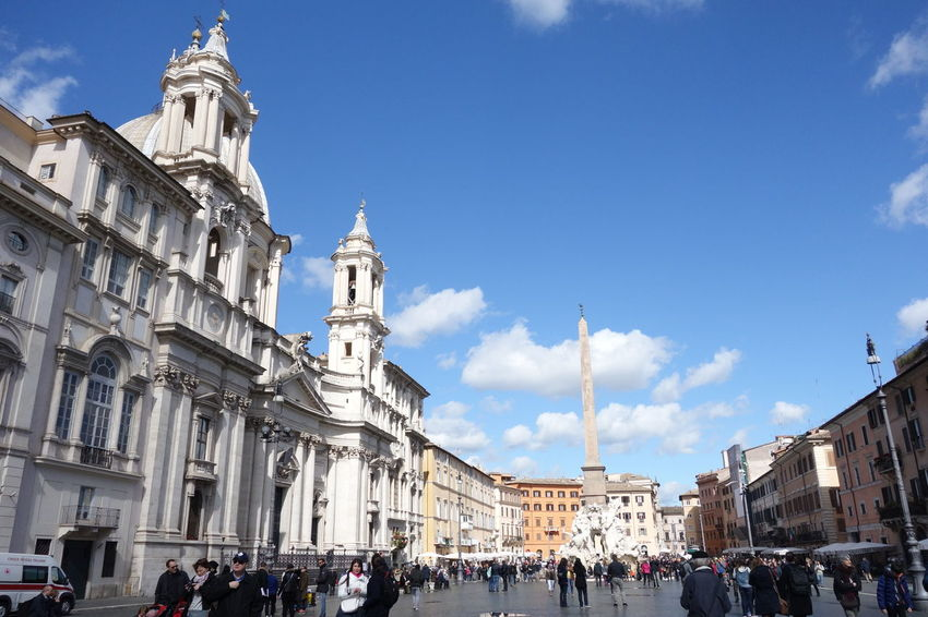 Building Exterior Church Church History Roma