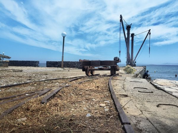 Greece Cyclades Naxos Naxos_island Wanderlust Harbor