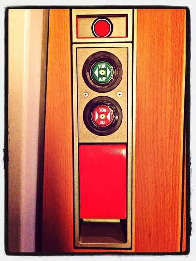 Hal 9000 On A Train Taking Photos Everydaylife