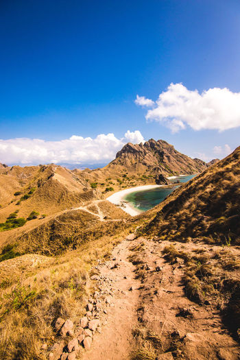 Wanderlust #2 ASIA Bay Beach Borneo Clouds Flores Hiking Hills INDONESIA Island Komodo Komodo Dragon Komodo National Park Labuan Labuanbajo Landscape Mountains Padar Path Rinca Sun Trail Travel Tropical Wanderlust Been There. An Eye For Travel The Great Outdoors - 2018 EyeEm Awards The Traveler - 2018 EyeEm Awards