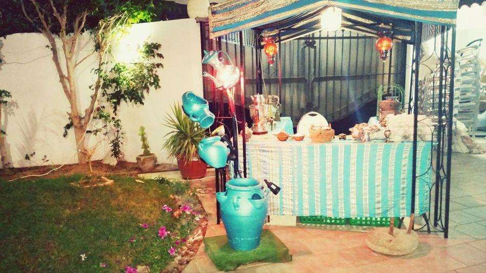 Decoration Tunisie Inspiration Blue