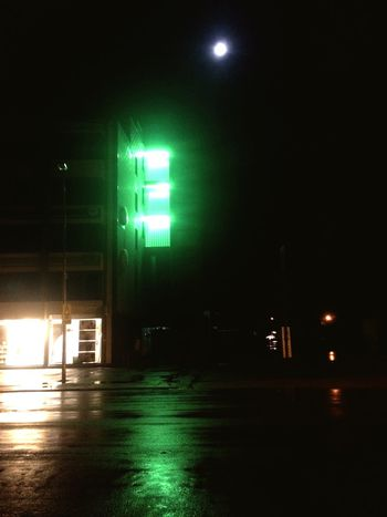 Soul reflections Neon Lights Night Lights Cheep Dreams Illuminated Reflection Legendsneverdie Alley Rainystreets Green Color Moonlight Vintage Bukowski Secret Lovers
