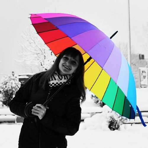 Bu ara sevdiğim en güzel fotoğraf :) Hayat Rengarenk ♥