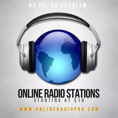 FYI This company has internet radio stations Forsale for $29. They even put it in GooglePlay Tunein Shoutcast SmartTVs and about 35 other places for you. Their website is www.OnlineRadioPro.com . Go check them out!