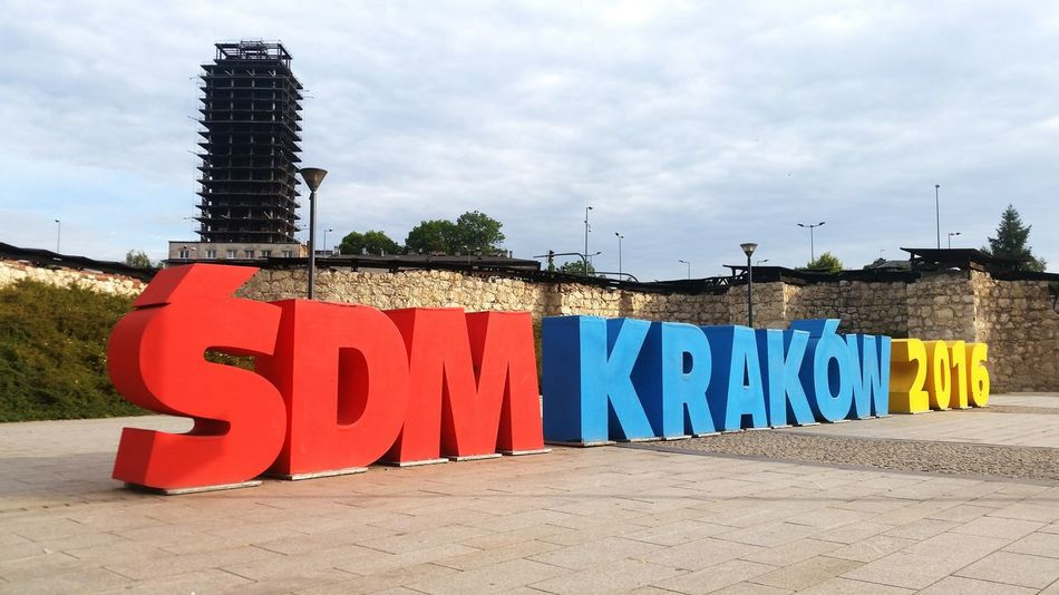 Wyd Sdm Sdm Cracow Worldyouthday Worldyoungday Cracow2016 Poland Event Events