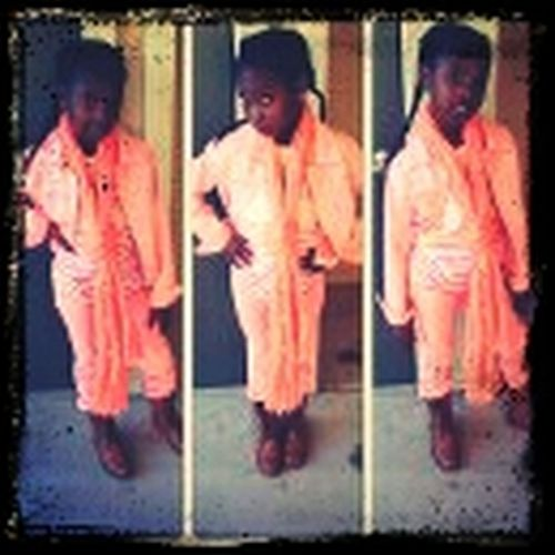 My Lil Sisterlook At Her Swagg Doe