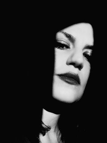Light And Shadow Monochrome Photography Monochrome Taking Photos Blackandwhite Maximum Closeness Darkness And Light Shadow Selfie ✌ Woman Portrait Women Of EyeEm Selfportrait EyeEm Gallery EyeEm Best Shots - Black + White Eyem Gallery Eye4black&white  Eyem Market The Week Of Eyeem