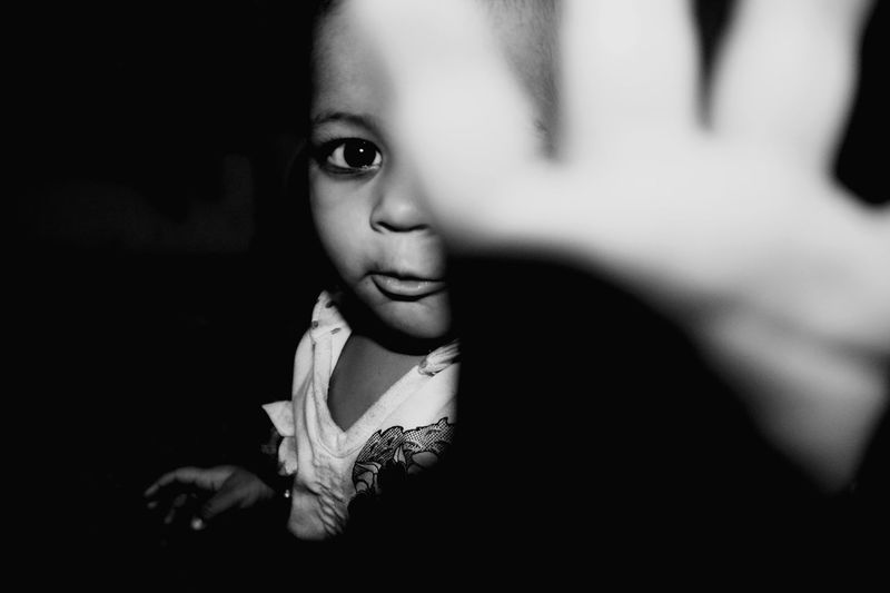 No photographs plz Child Children Only Childhood One Person Girls One Girl Only Indoors  People Portrait Headshot Human Body Part Looking At Camera Lifestyles Close-up Day Human Eye Representing Mobilephotography Photographer EyeEmNewHere EyeEm Selects