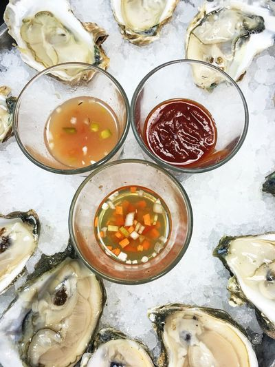 I like my oysters like I like my men: Firm textured with mild brine and a sweet finish. Oyster Time