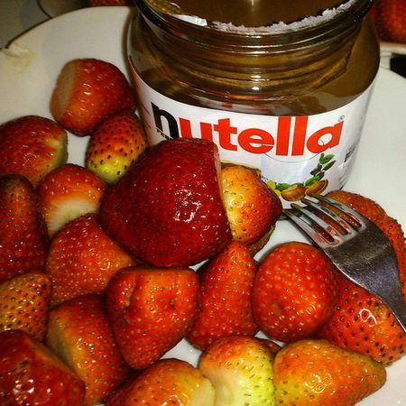 Strawberry Tripoli Libya فراوله  طرابلس ليبيا