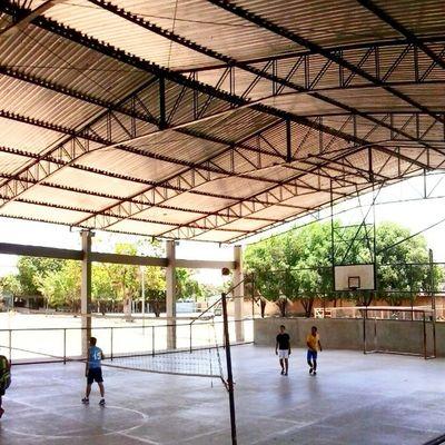 Teve vôlei, sim! 🙋👟🎽🏆💥🌞📷🔱🐾🐲🍁 Voleibol Volei Vôleidequadra Sol Calor Esporte Mikasa Vôleinomonteiro VôleiRR Cbv Cbvôlei Fivb