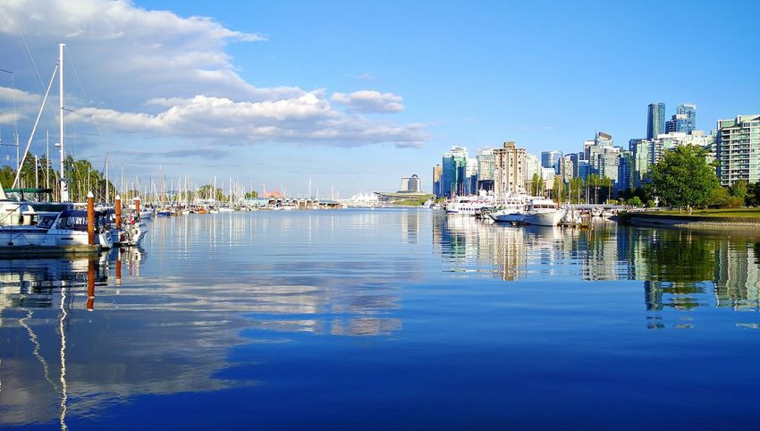 Stanley Park Waterfront
