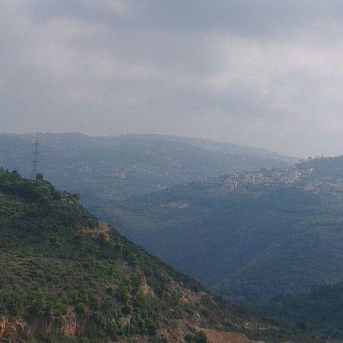 Vue from Hazmieh , Lebanon taken with HTC HTCOneX