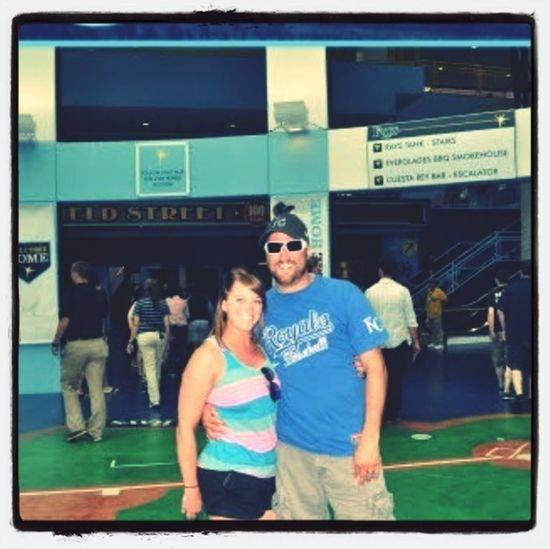 Rays Baseball Game!!