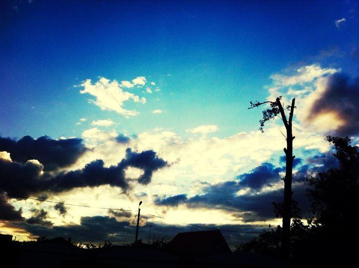 Sky Sunset Summer Beauty