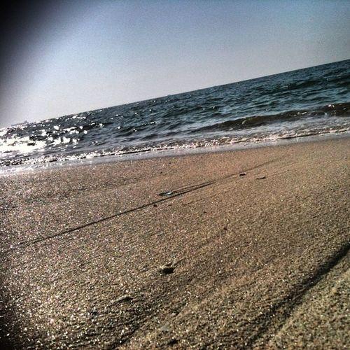 Sand sea and sky. Uaetag Shj IPhone Phoenij blue