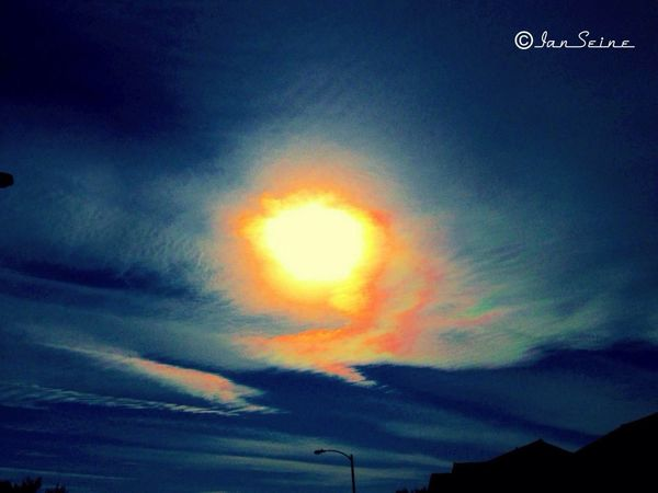 Sunset #chemtrails Sky_collection Eye4photography