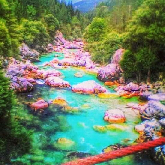 Igersslovenia Bovec Slovenia River loves_hdr hdr_europe hdr_arts hdrnesia