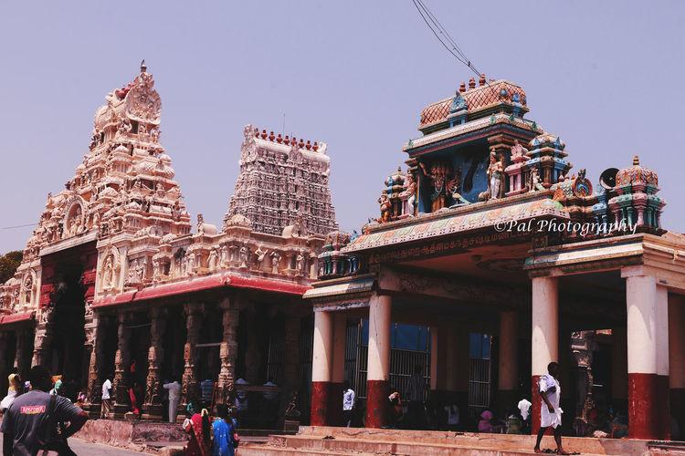 Sri Subramaniaswamy Temple,Tiruchendur,Tamilnadu,India Chennai,India Hindu Temple Paulvadivu Place Of Worship Sri Subramaniaswamy Temple Tamilnadu Temple - Building Tiruchendur