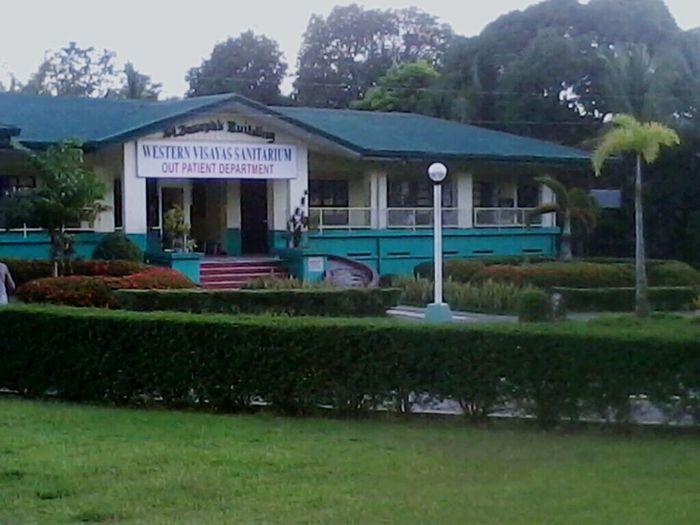 Western Visayas Sanitarium. Hospital Western Visayas Iloilo Philippines Eyeem Philippines My Smartphone Life Travel/working