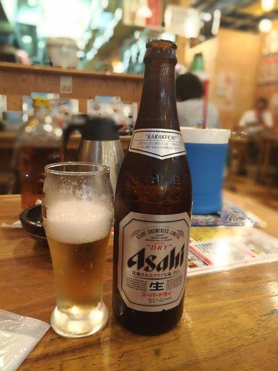 Asahibeer Fushimi Kyoto,japan