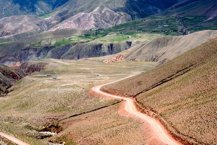 Andes Argentina Beauty In Nature Day Indigenos Iruya Landscape Mountain Nature No People Outdoors Scenics