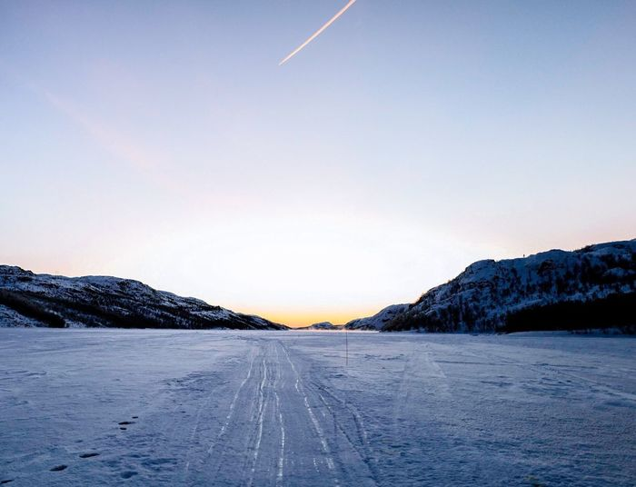 LongFjord Original Experiences Ice Fjord Norw Feel The Journey