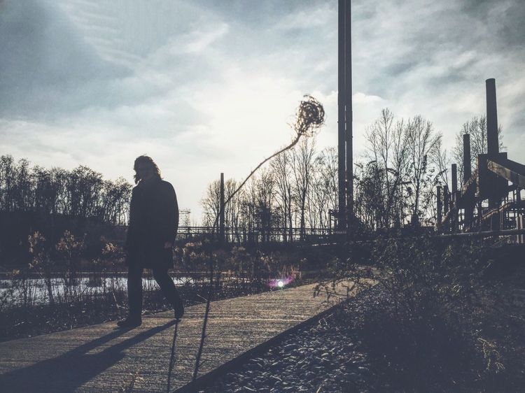 The Path Capture The Moment Ruhrgebiet Zollverein Industrial Coalmine Essen The Past Streetphotography Zeche
