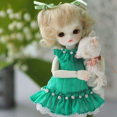 Handmade Dolls Doll Bjd Imdadoll