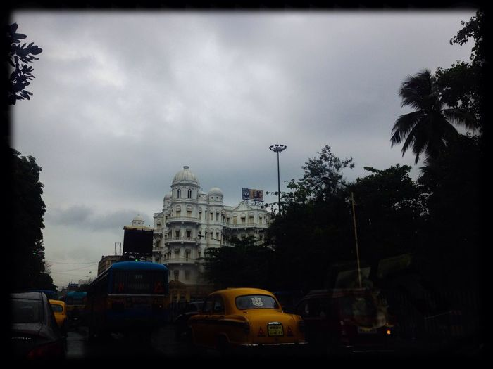 dat evening...cloudporn ! Kolkata EyeEm Best Shots Eyeemkolkata Taking Photo