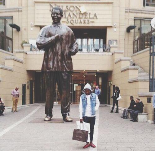 Fashion GUCCI Street Fashion